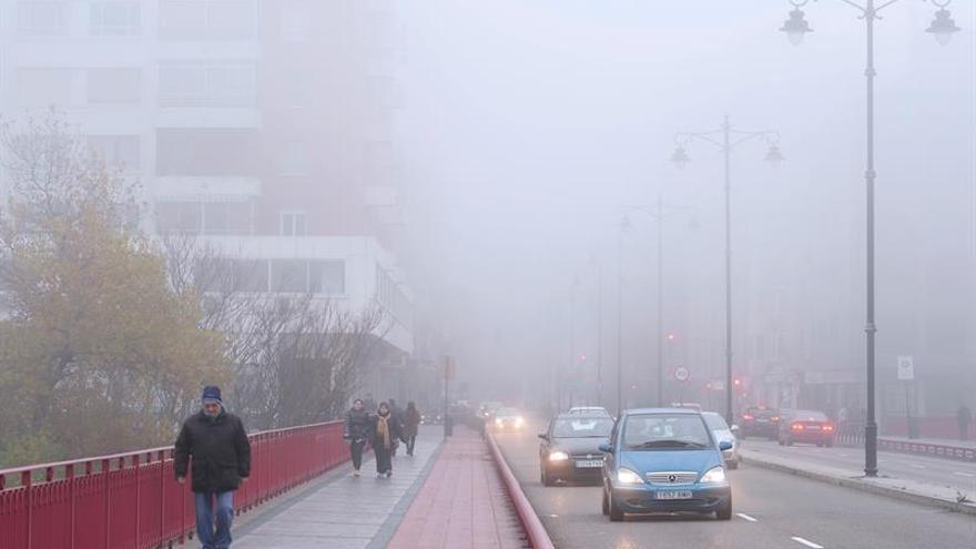 El frío y la niebla ponen a 19 provincias en alerta