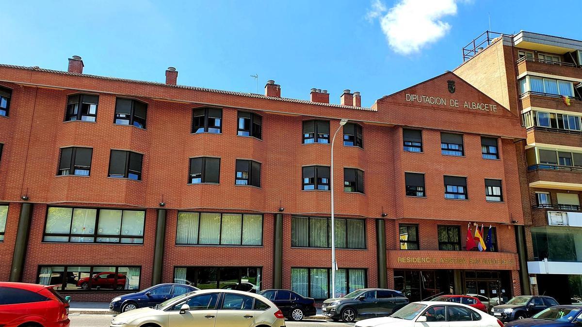 Residencia de Mayores 'San Vicente de Paúl' de Albacete