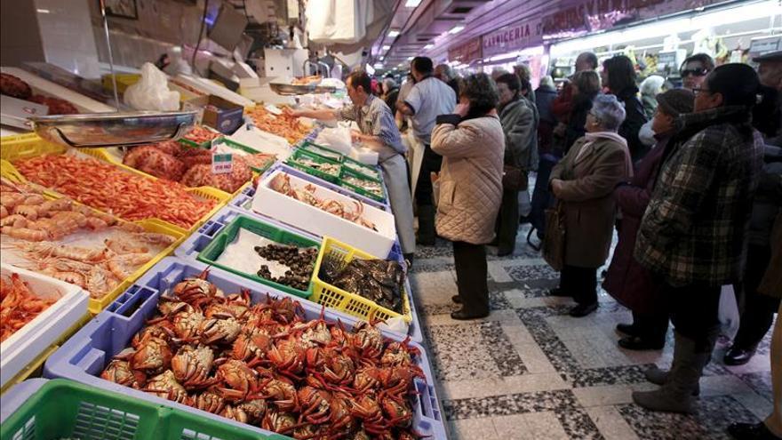 La inflación interanual sube tres décimas en mayo hasta el 1,7 por ciento
