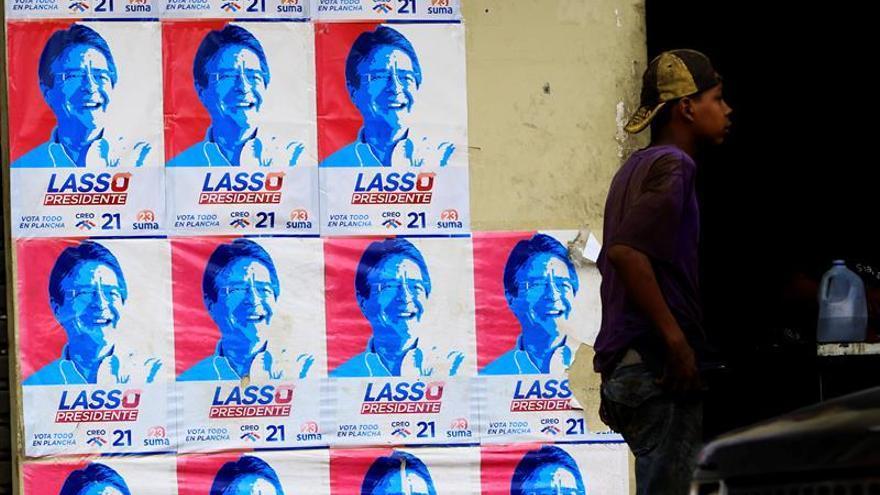 El Consejo Electoral de Ecuador pide a los ciudadanos evitar la confrontación