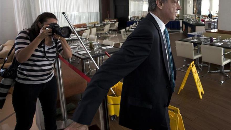 El Parlamento Europeo anuncia que Fernando Maura deja su escaño