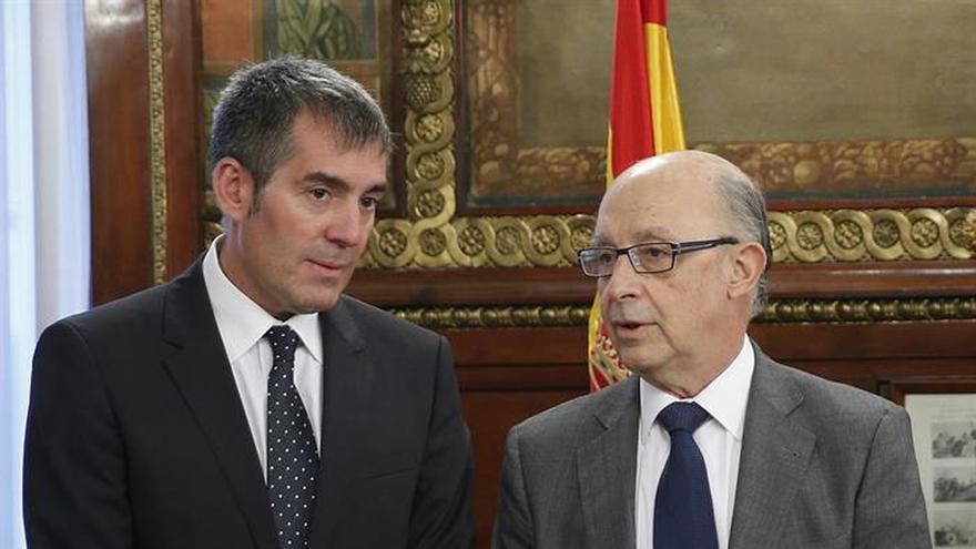 """Canarias cerrará su presupuesto de manera anticipada """"por prudencia"""""""