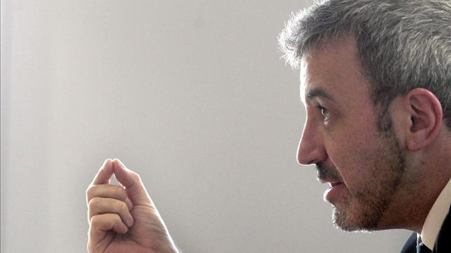 """El PSC pide """"un gesto"""" a ICV y UDC para abrir una vía federal en el Parlament"""