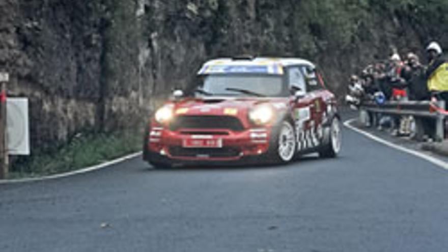 Imagen del piloto grancanario Luis Monzón. luismonzon.com