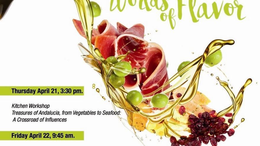 La Junta promociona los alimentos y la alta cocina andaluza en el certamen 'Worlds of Flavor' de Estados Unidos
