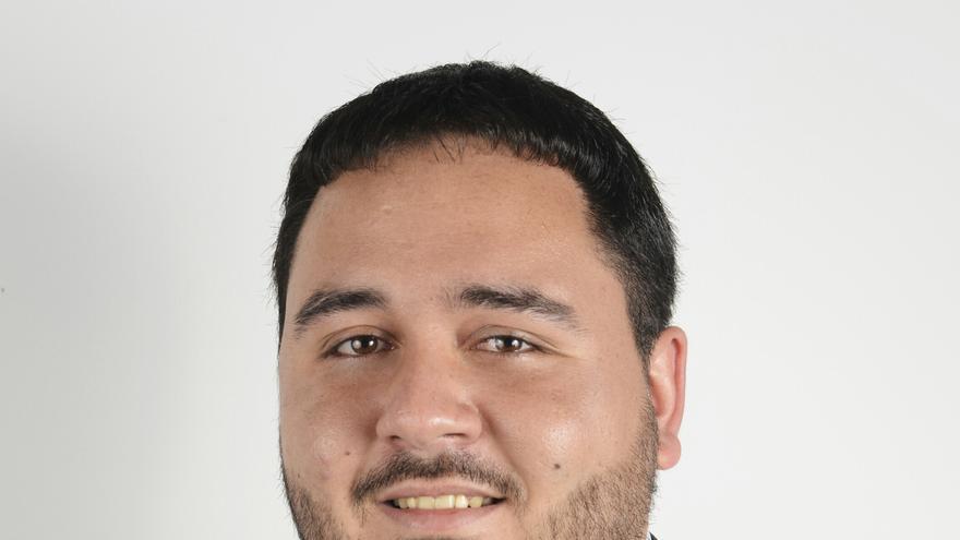 Jorge Castro, candidato de UPyD al Congreso de los Diputados por la provincia de Las Palmas
