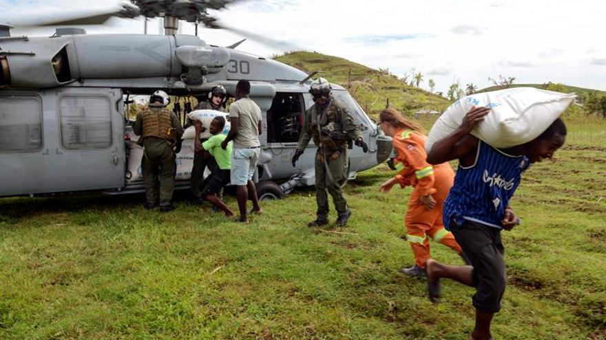 En Haití 200.000 personas siguen sin ayuda humanitaria tras el huracán