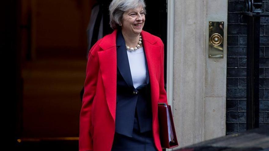 """May dará el próximo martes su esperado discurso sobre el """"brexit"""""""