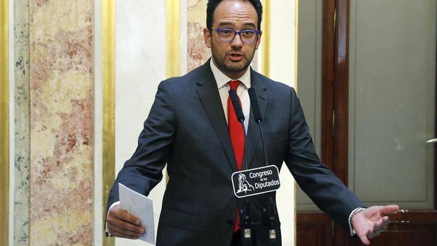 Hernando (PSOE): Todos deberíamos ser escrupulosos con la neutralidad del jefe de Estado