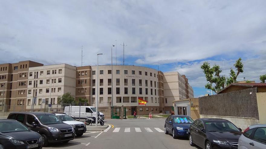 Comandancia de la Guardia Civil en Sant Andreu de la Barca