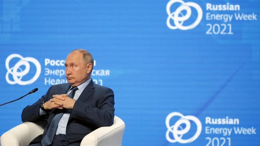 Putin responsibiliza a Europa de la crisis del gas pero le tiende la mano
