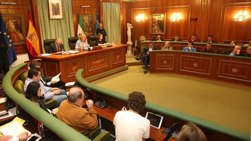 PP, OSP y CSSP aprueban el plan económico para corregir el techo de gasto de 2018 en Marbella