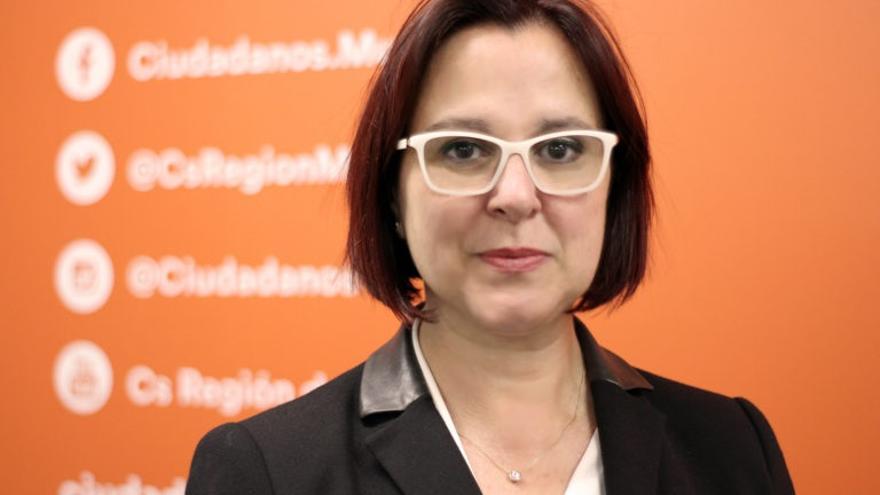 La periodista Isabel Franco anuncia su intención de presentarse a las primarias de Ciudadanos a la Presidencia de Murcia