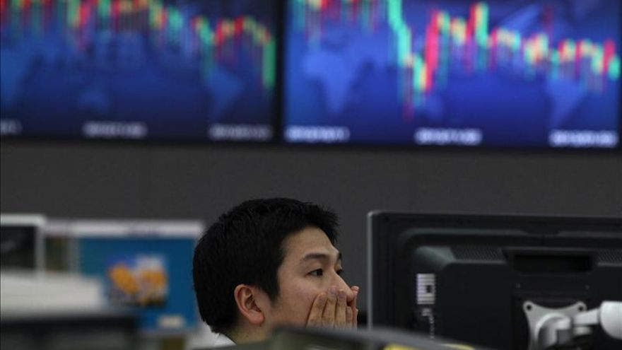 El Kospi surcoreano sube un 0,12 por ciento hasta los 1.960,56 puntos