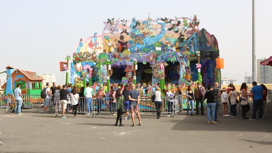 La XVII Feria de la Infancia y la Juventud  Ecoplaneta (ALEJANDO RAMOS)
