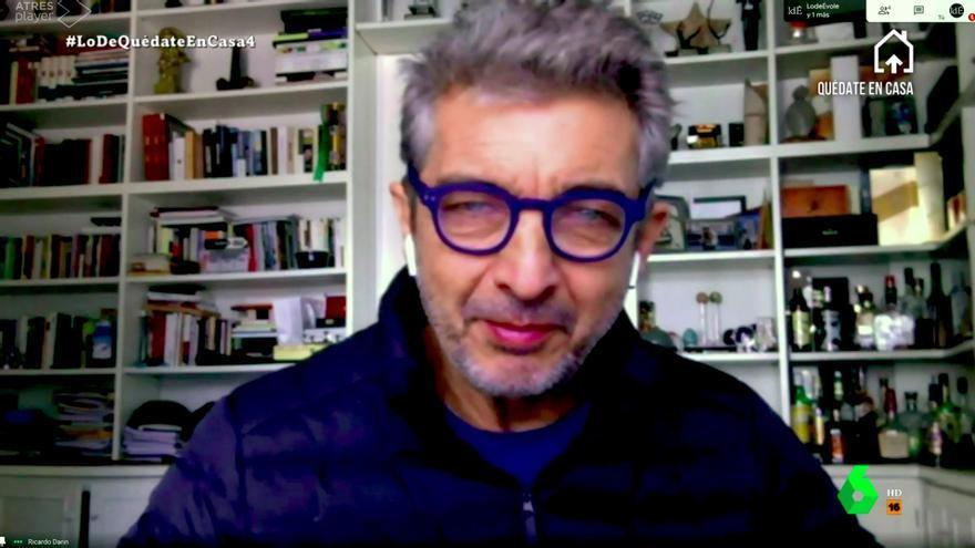 Ricardo Darín en 'Lo de Évole'