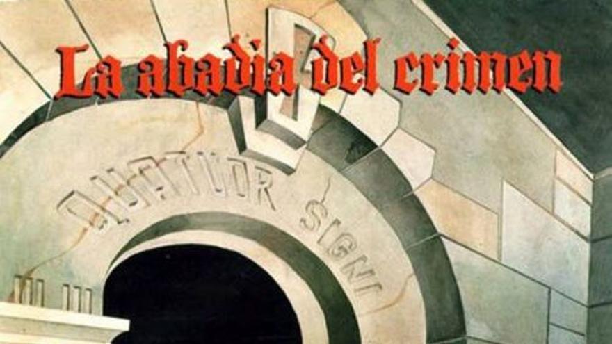 La portada del videojuego, protagonizado por un monje que debe resolver unos misteriosos asesinatos