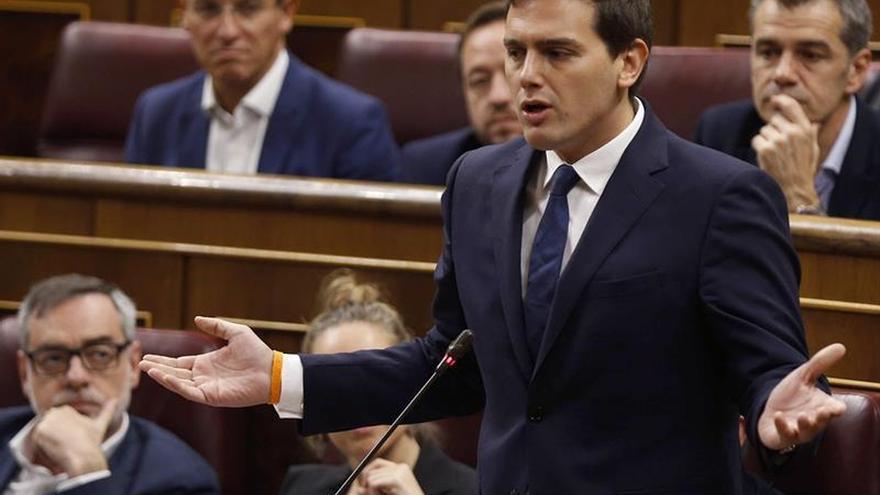 Rivera: Yo, desde luego, no me fío del señor Iceta