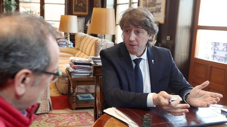 Mínguez apunta que la reunión del Consejo de Municipios de la UE es una oportunidad para Soria