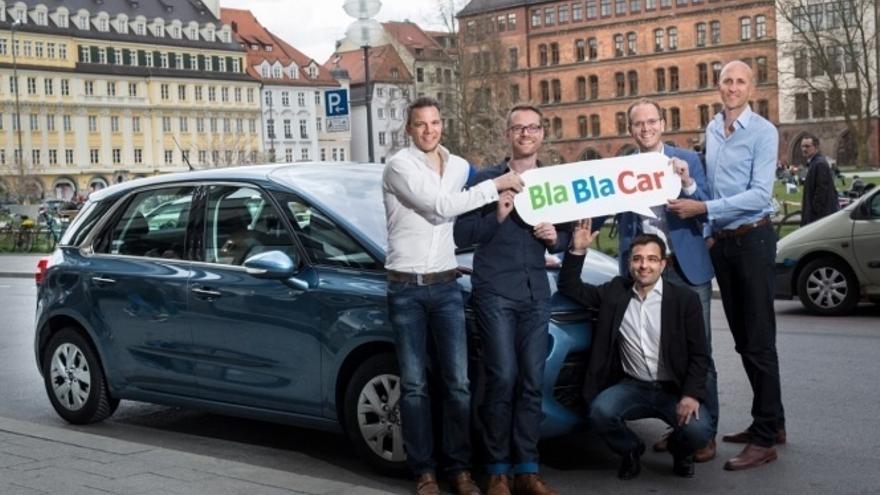 BlaBlaCar alcanza los 2,5 millones de usuarios en España