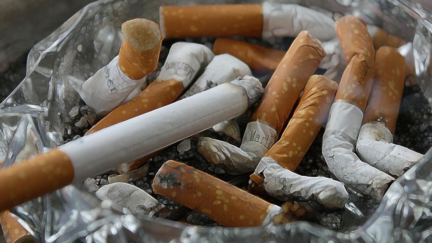 La venta de cajetillas de tabaco en Cantabria desciende un 1,6% hasta mayo