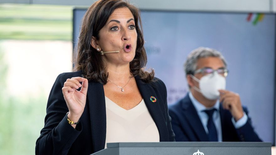 La presidenta de La Rioja ya piensa en la próxima legislatura