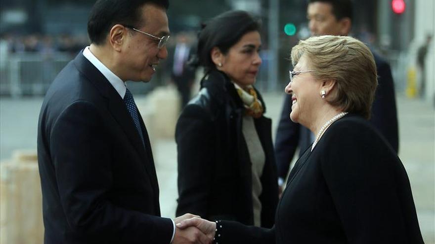 Los Gobiernos de China y Chile firman diez acuerdos de cooperación
