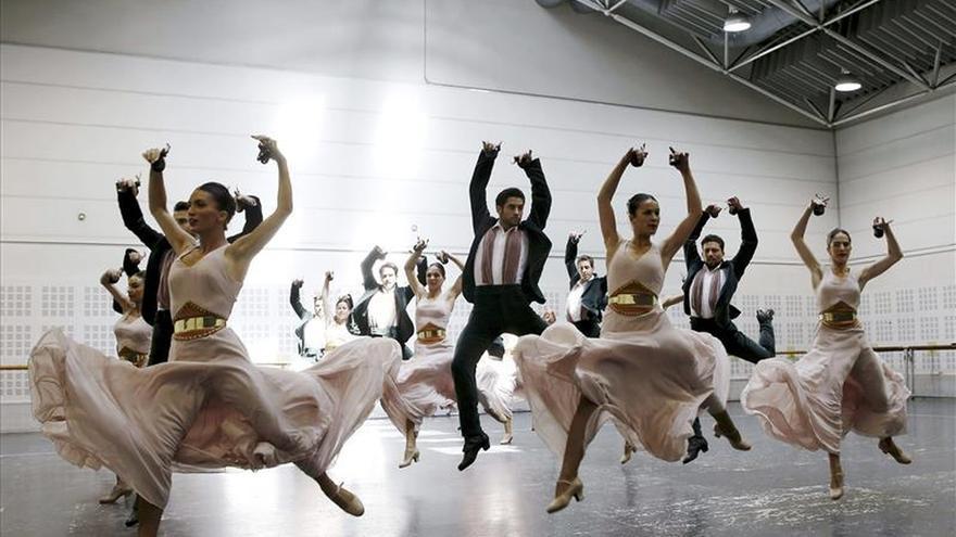 Antonio Najarro y Teresa Helbig, tándem creativo en el Ballet Nacional