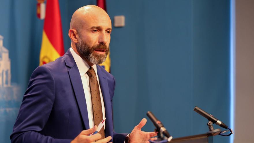 David Muñoz Zapata, diputado de Cs en Castilla-La Mancha