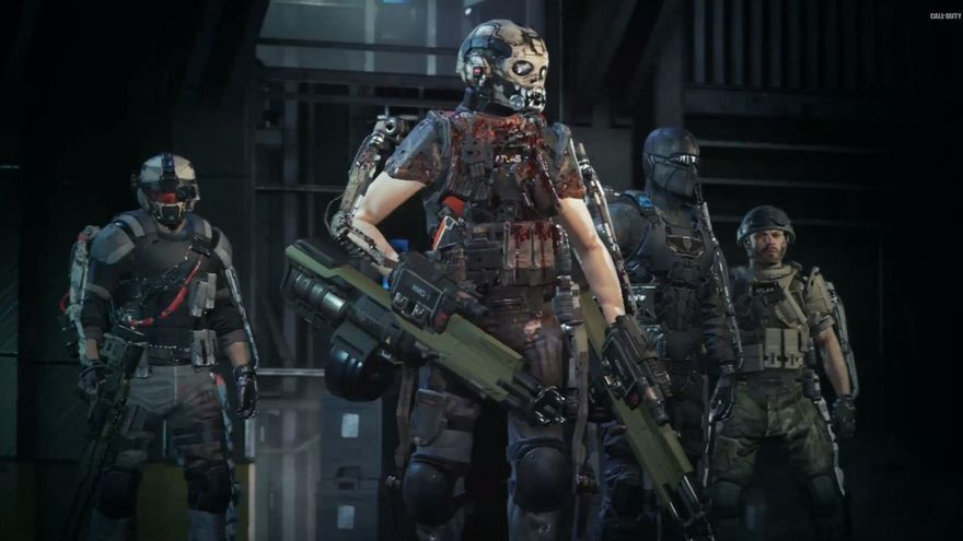 Call of Duty: Advanced Warfare Exo-survival