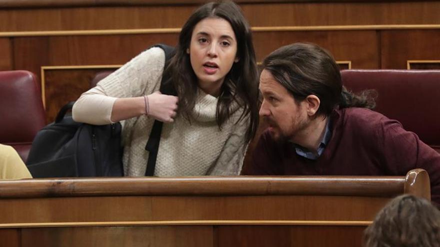 Pablo Iglesias niega que las mujeres ganen menos que los hombres en Podemos