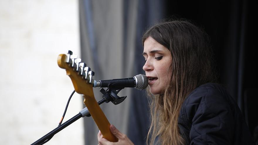 Concierto de Carmen Boza en el festival Palencia Sonora 2018. / Foto: Montgomery en Wikipedia