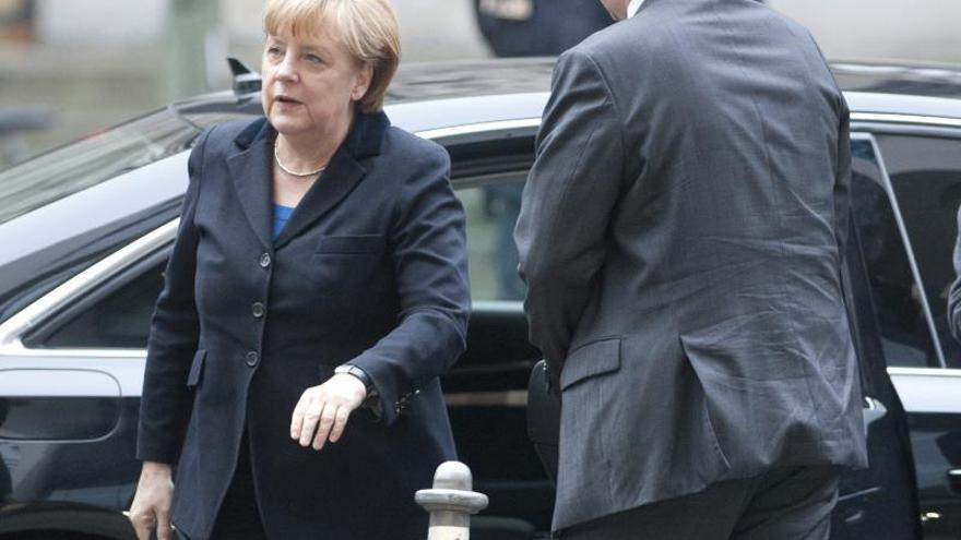 El Gobierno de Merkel aborda la política energética y las pensiones como gran reto