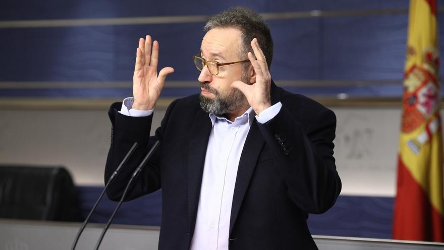 """Girauta responde al rechazo del PSOE a apoyar al Gobierno: """"Es como si se aceptara una solución pactada con Tejero"""""""
