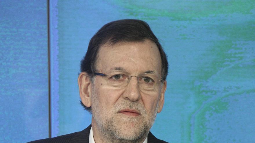 """Rajoy asegura que """"nadie en sus cabales"""" puede esperar que tome decisiones en contra de la unidad de España"""