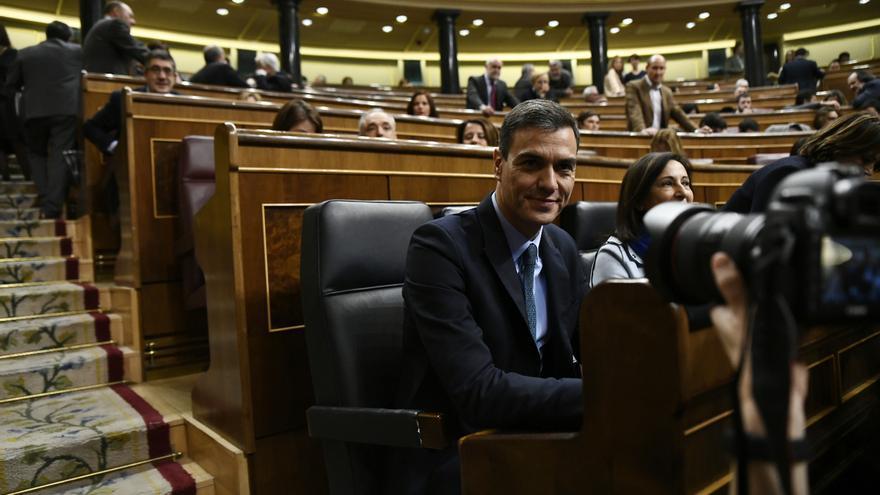 Sánchez exigió hace un año a Rajoy someterse a una cuestión de confianza en caso de perder los Presupuestos