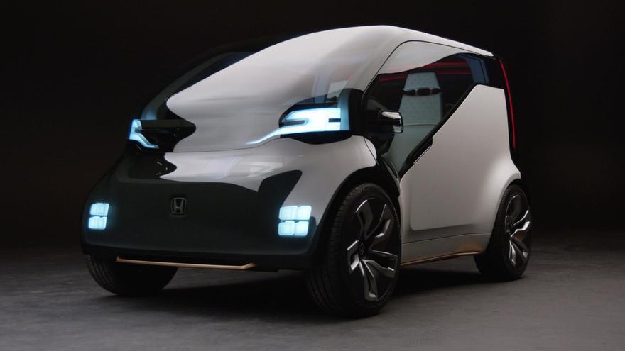 Honda NeuV.