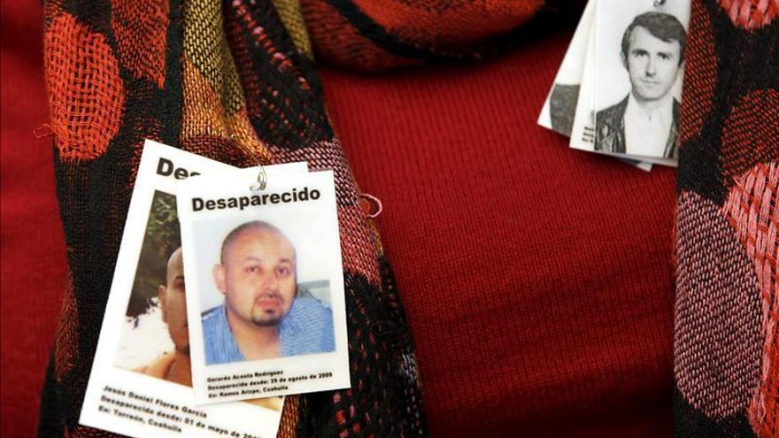 Las desapariciones forzadas en México son generalizadas y quedan impunes, según la ONU