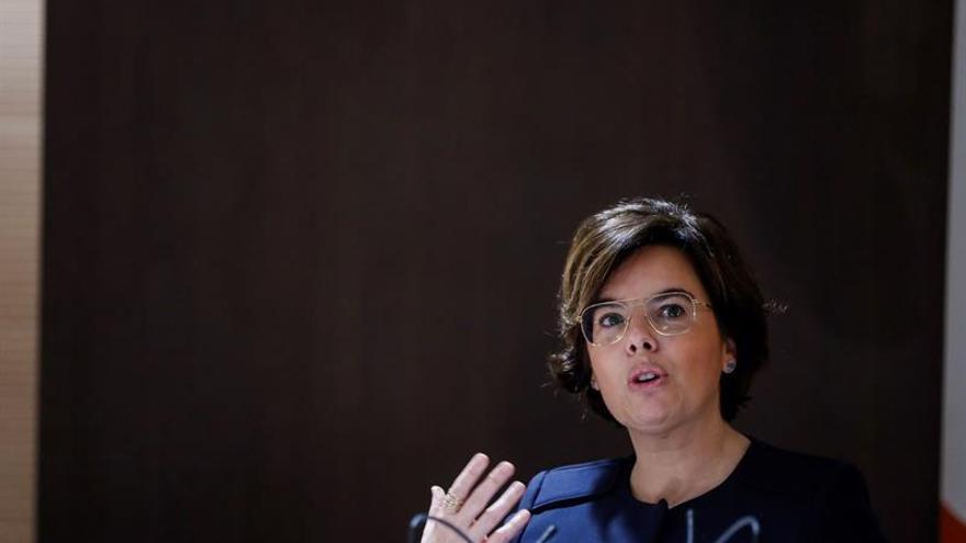 El Gobierno anuncia un recurso al TC para impedir la investidura de Puigdemont