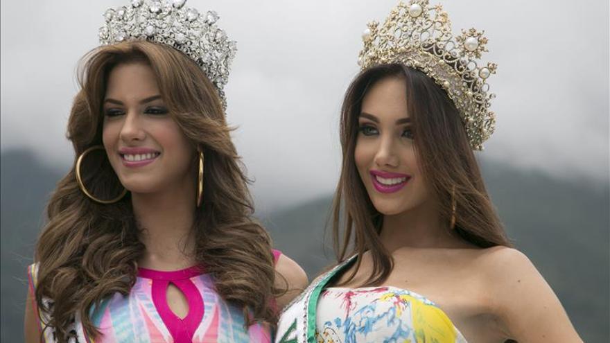 La candidata de Venezuela se corona Miss Internacional 2015 en Tokio