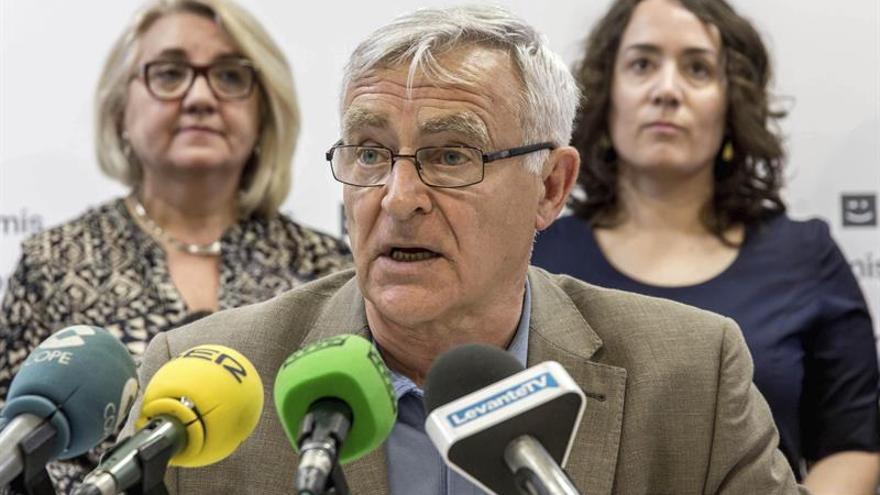 Ribó pide a Rajoy que pague lo que debe a los valencianos por la Feria de Valencia