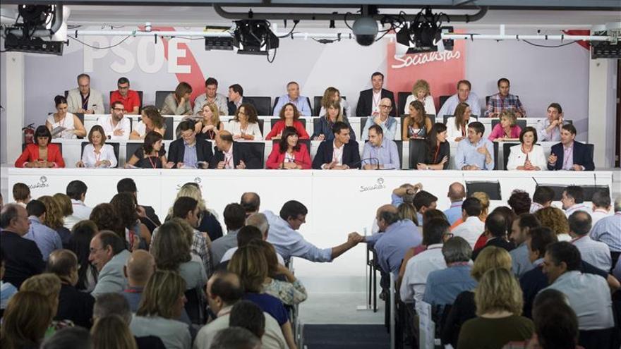El Comité Federal del PSOE reúne hoy a Sánchez y Díaz para aprobar las listas