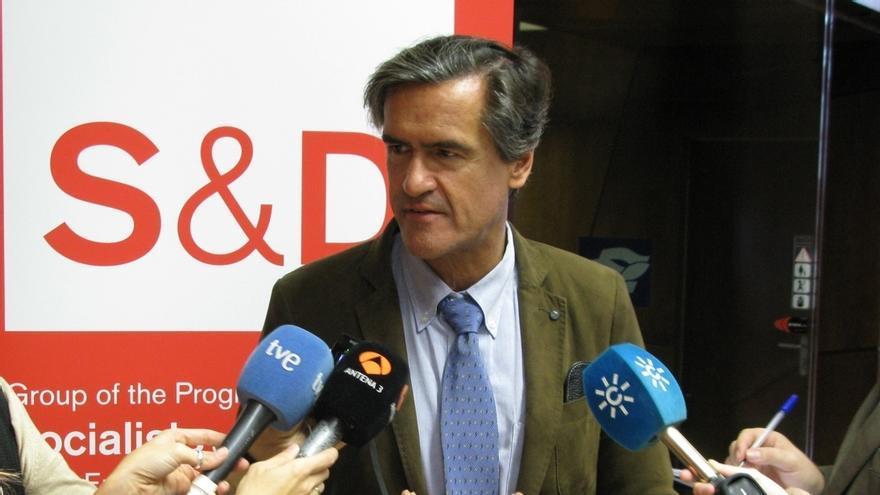 López Aguilar se ofrece a repetir como cabeza de lista del PSOE en las elecciones europeas