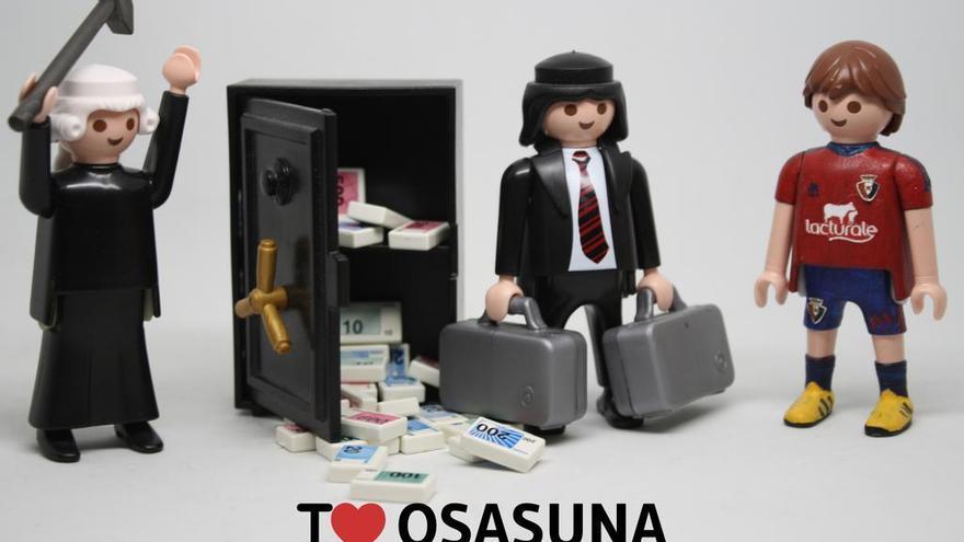 I love Osasuna