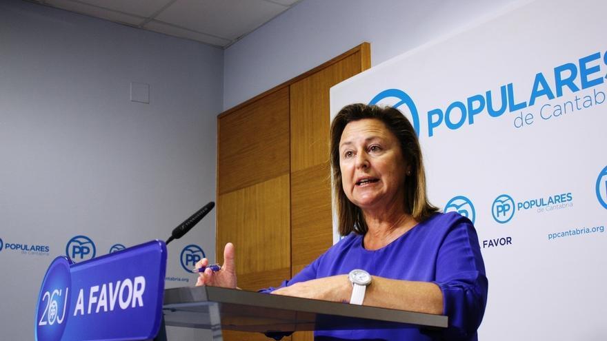 La cántabra Ana Madrazo entra al nuevo Comité Ejecutivo Nacional del PP, del que sale Lassalle