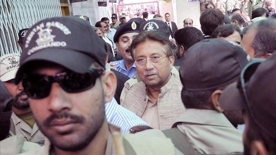 Pervez Mushárraf obtiene la libertad condicional en Pakistán