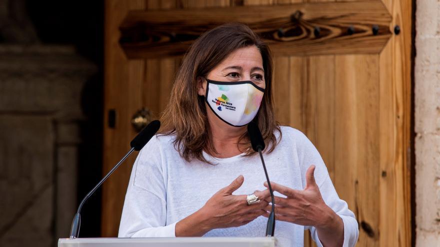 Armengol critica la imputación de la directora de Salud por confinamientos
