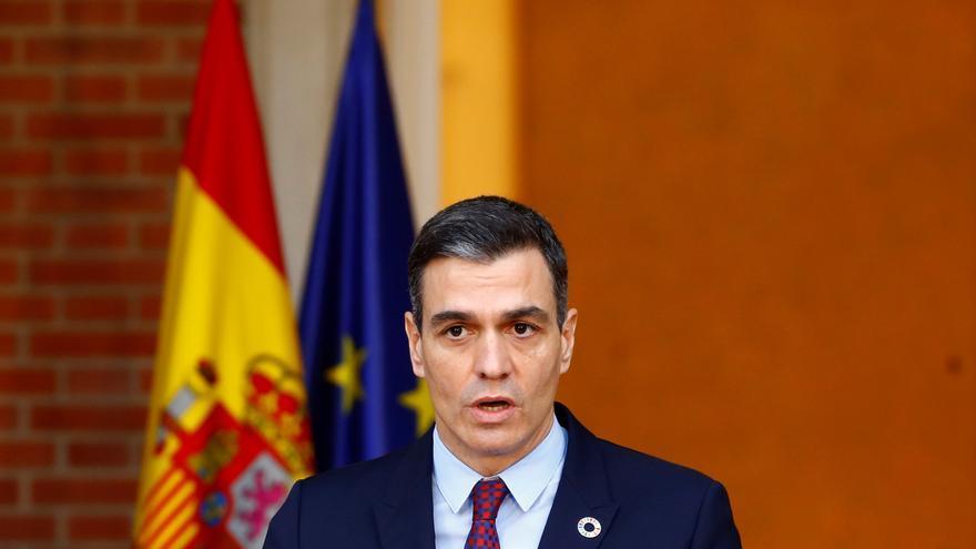 """Sánchez remarca que Darias compartió con Illa """"el día a día"""" de la pandemia"""