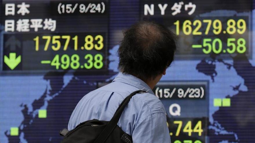 El Nikkei abre plano en 18.883,35 puntos