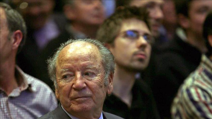 Josep Lluís Núñez y su hijo comparten celda en un módulo de seguridad
